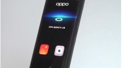 OPPO perspective panoramic screen, under-screen camera debut! There are also powerful networkless communication technologies.