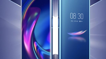 Hyperbolic flexible screen new machine special! Snapdragon processor 855Plus+48 million+4000mAh
