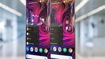 Huawei P40 series exposure! The first Hongmeng system + screen camera, crushing Huawei Mate30Pro?